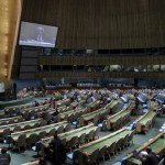 UN Vollversammlung 150x150 - Verabschiedung und Zeichnung des UN-Zivilpaktes