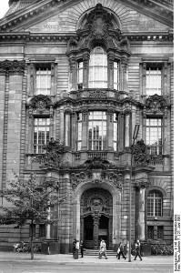 Kriminalgericht Berlin-Moabit Bundesarchiv/Joachim F. ThurnB145-F088483-0018