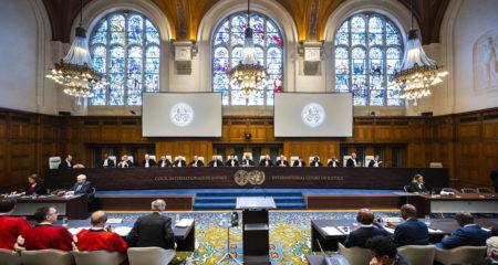 Internationaler Gerichtshof, Den Haag