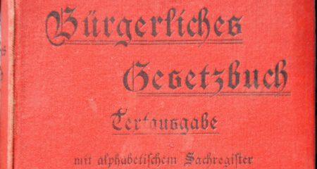 BGB 1896