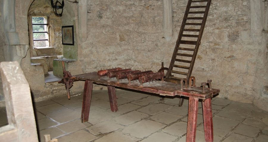Historische Folterkammer